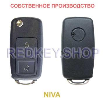 Выкидной ключ NIVA, стиль Фолькс