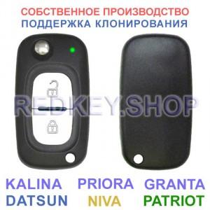 Выкидной ключ ВАЗ-УАЗ, стиль Рено