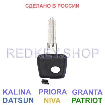 Заготовка рабочего ключа ВАЗ-УАЗ
